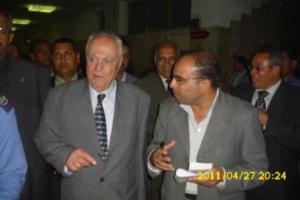 الزميل أسامة الملاح وحوار مع الدكتور يحي الجمل