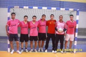 فريق كرة القدم بجامعة المنوفية