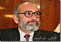 الدكتور عبد الحميد الغزالى