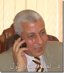 د . أحمد زغلول