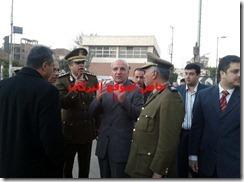 مدير الأمن يتوسط العباسي وسابق وابو الفتوح