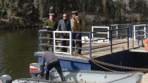مدير الأمن يفاجئ شرطة المسطحات
