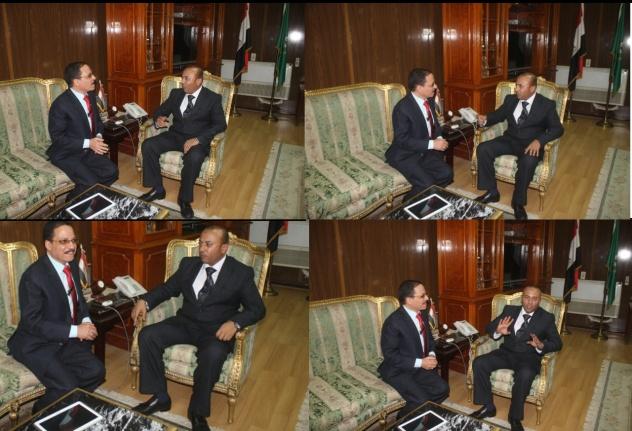 د . هشام عبد الباسط في حواره مع الصحفي مصطفي الشهاوي
